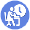 Work Log - Work Hours Tracking icon