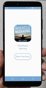 The Miracle Morning poster