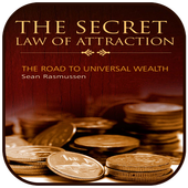 The secret law of attraction icon