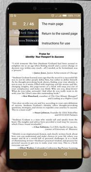 Identity your passport to success screenshot 2