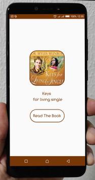 Keys for living single poster