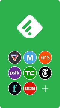 Feedly poster