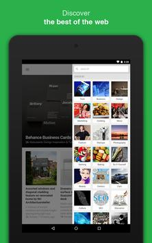Feedly captura de pantalla 10