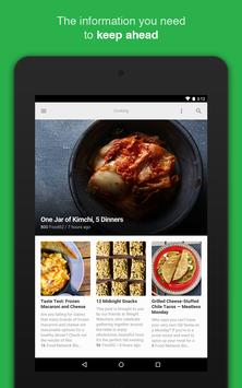 Feedly captura de pantalla 6