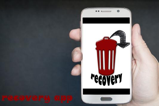 Recovery Deleted Photo app poster