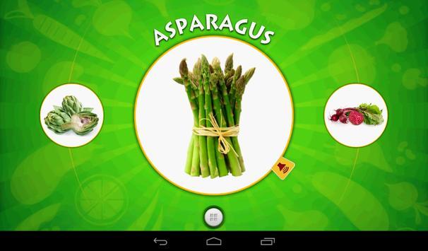 Vegetable Basket Kids Game screenshot 1