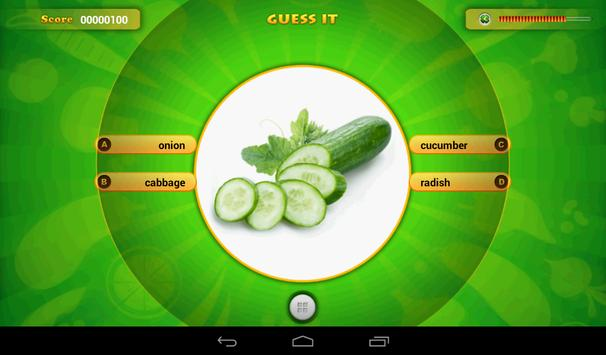 Vegetable Basket Kids Game screenshot 5