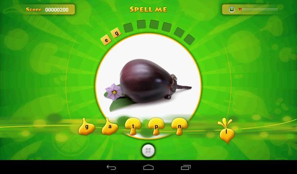 Vegetable Basket Kids Game screenshot 7
