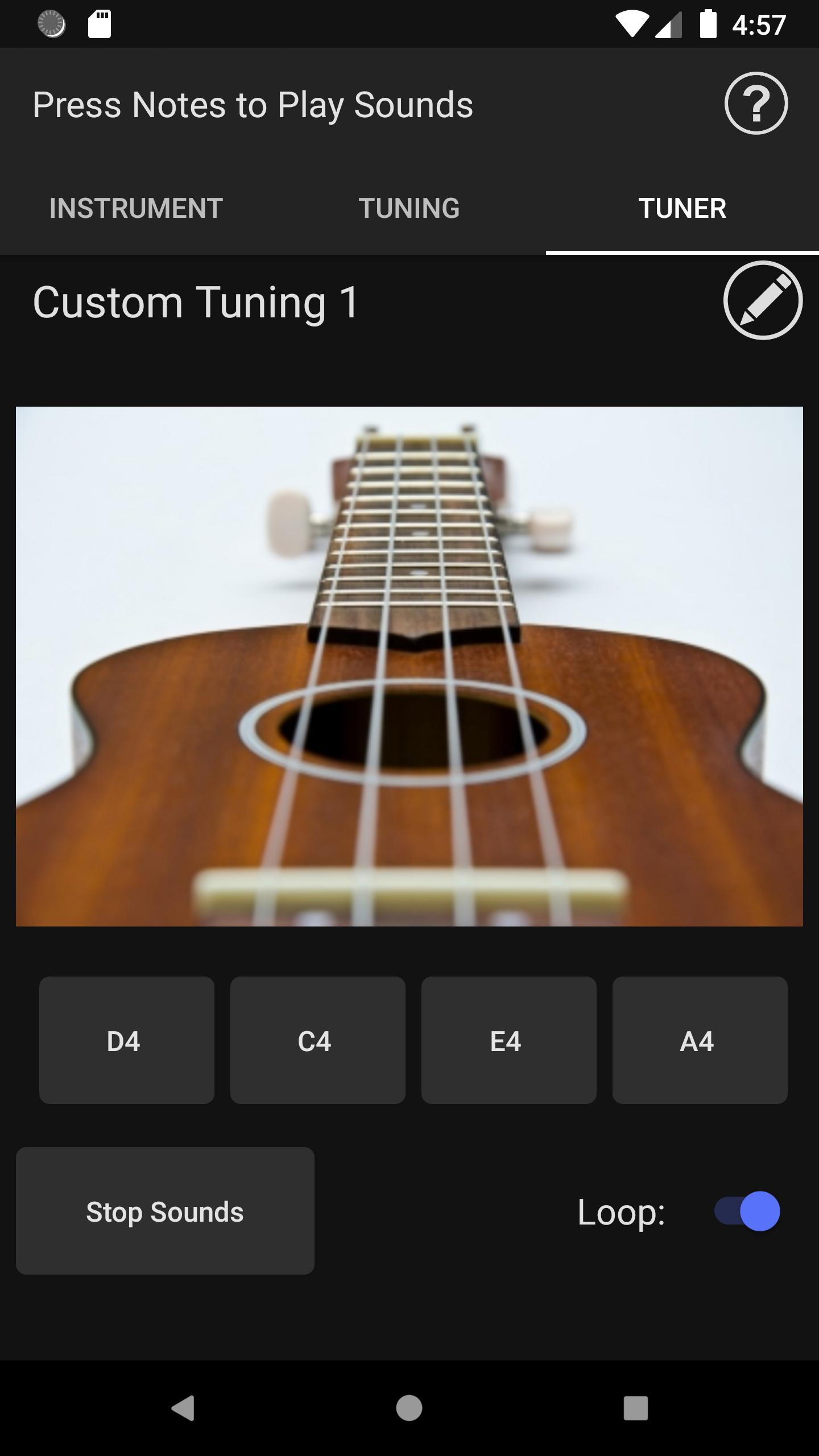 Chrome Ukulele Roblox Music Toolkit Free Ukulele Tuner For Android Apk Download