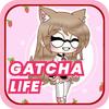 Gacha Anime Life Wallpaper أيقونة