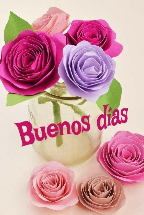 Buenos Dias Flores For Android Apk Download