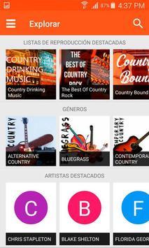 Country Music screenshot 4