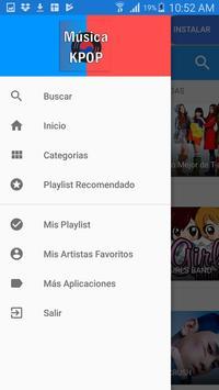 KPop Music screenshot 1