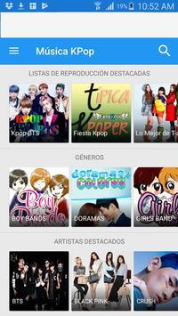 KPop Music screenshot 4