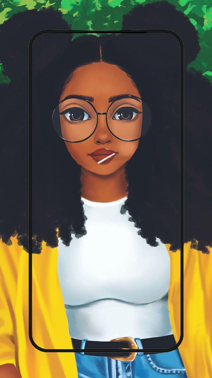 Cute black girls wallpaper melanin for Android - APK Download