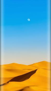 Curved Edge, BorderLight Wallpaper poster