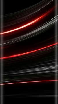 Curved Edge, BorderLight Wallpaper screenshot 1