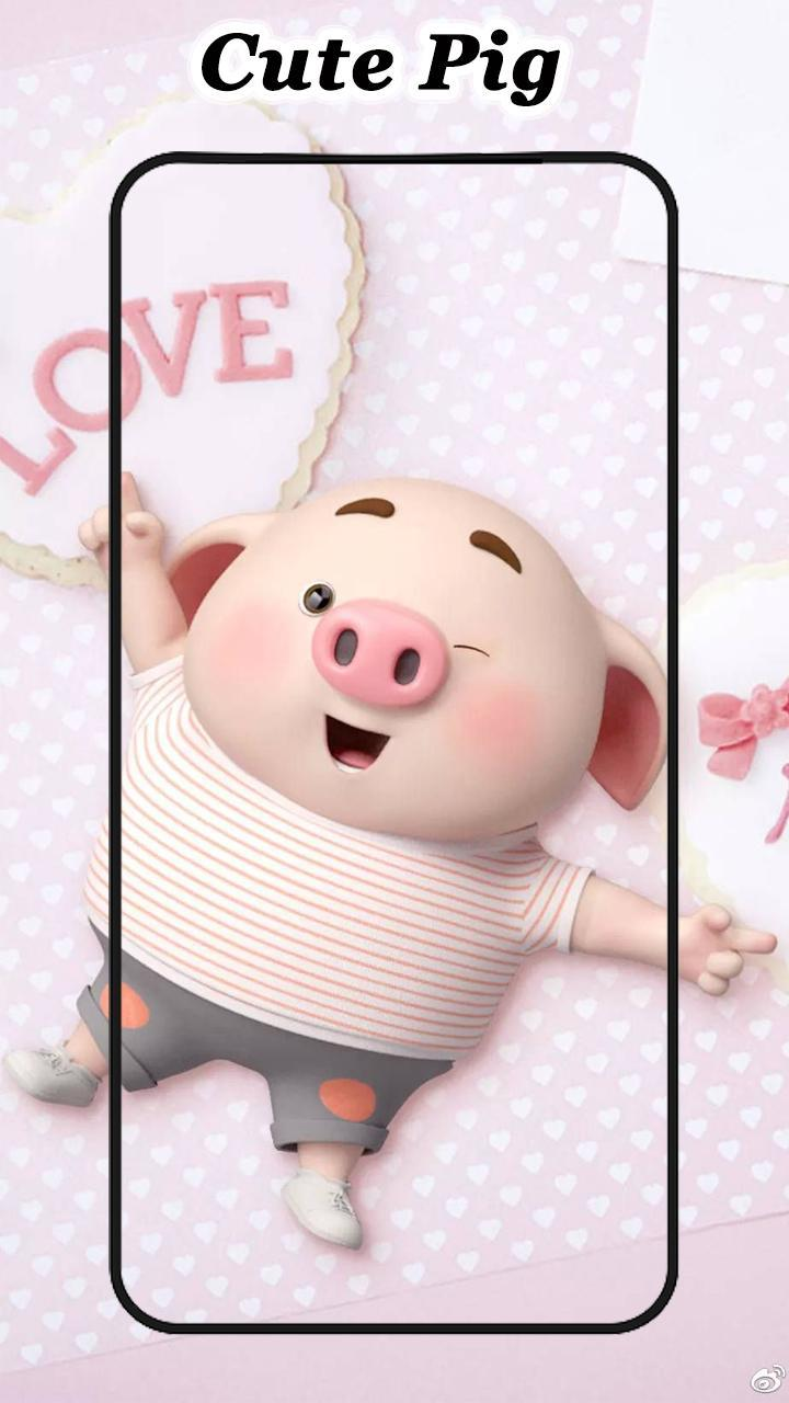 Cute Pig Wallpapers For Android APK Download