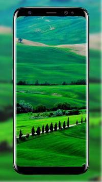 HD New Green Wallpaper poster