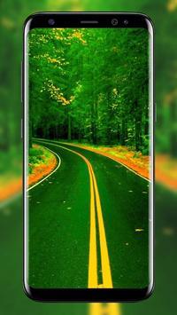 HD New Green Wallpaper screenshot 13