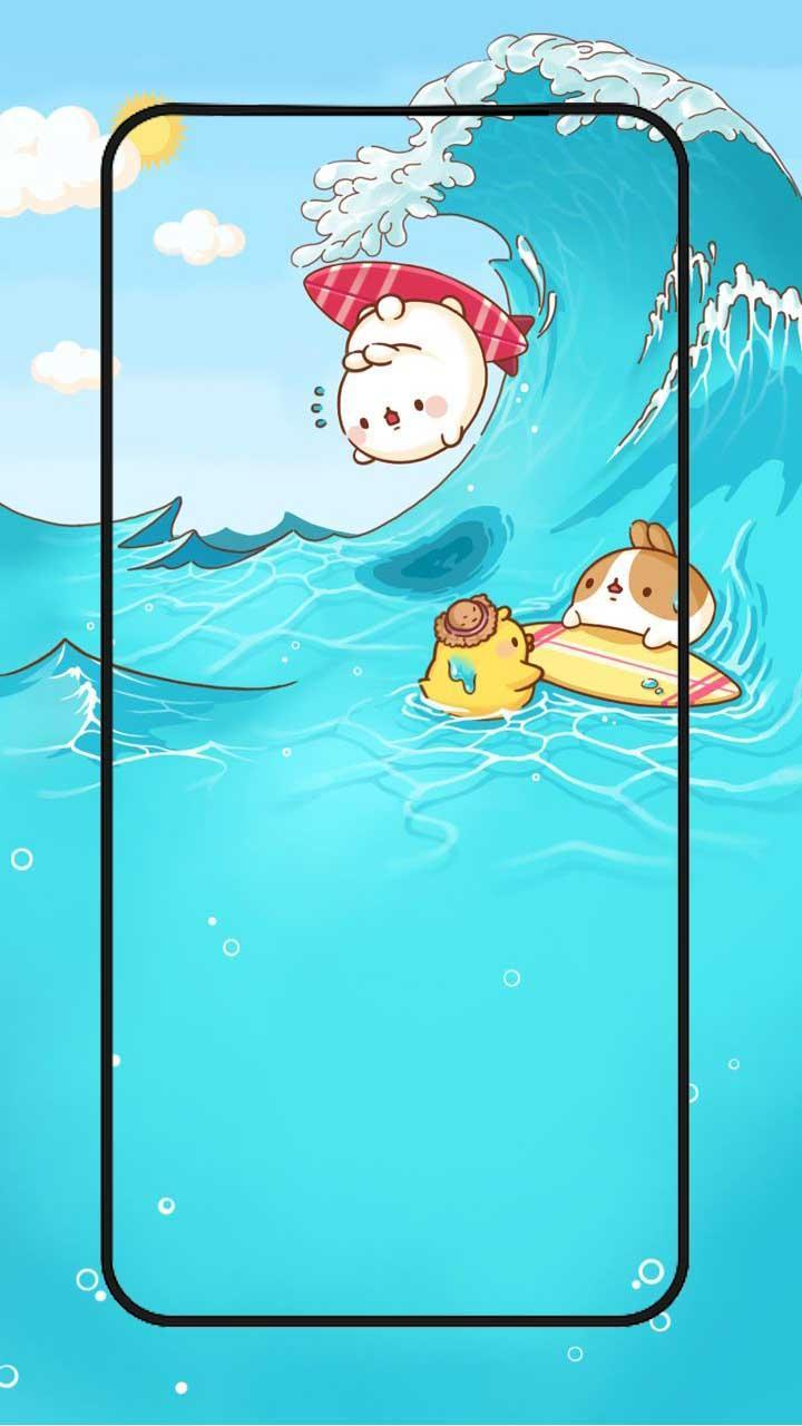 Kawaii Bunny Wallpapers For Android Apk Download