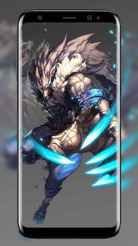 Werewolf Wallpaper screenshot 7