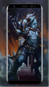 Werewolf Wallpaper screenshot 8