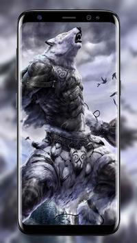 Werewolf Wallpaper screenshot 9