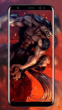 Werewolf Wallpaper screenshot 17