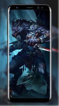 Werewolf Wallpaper screenshot 14