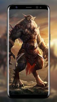 Werewolf Wallpaper screenshot 15