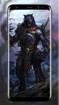 Werewolf Wallpaper screenshot 16