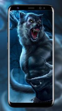 Werewolf Wallpaper screenshot 23