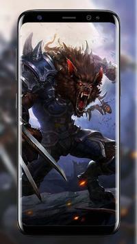 Werewolf Wallpaper screenshot 20