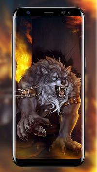 Werewolf Wallpaper screenshot 21