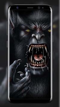 Werewolf Wallpaper screenshot 2