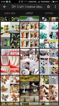 DIY Craft Creative Ideas Step by Step screenshot 2