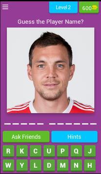 Guess Football Player Russia screenshot 2