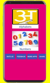 Learn Sanskrit Alphabets and Numbers screenshot 1