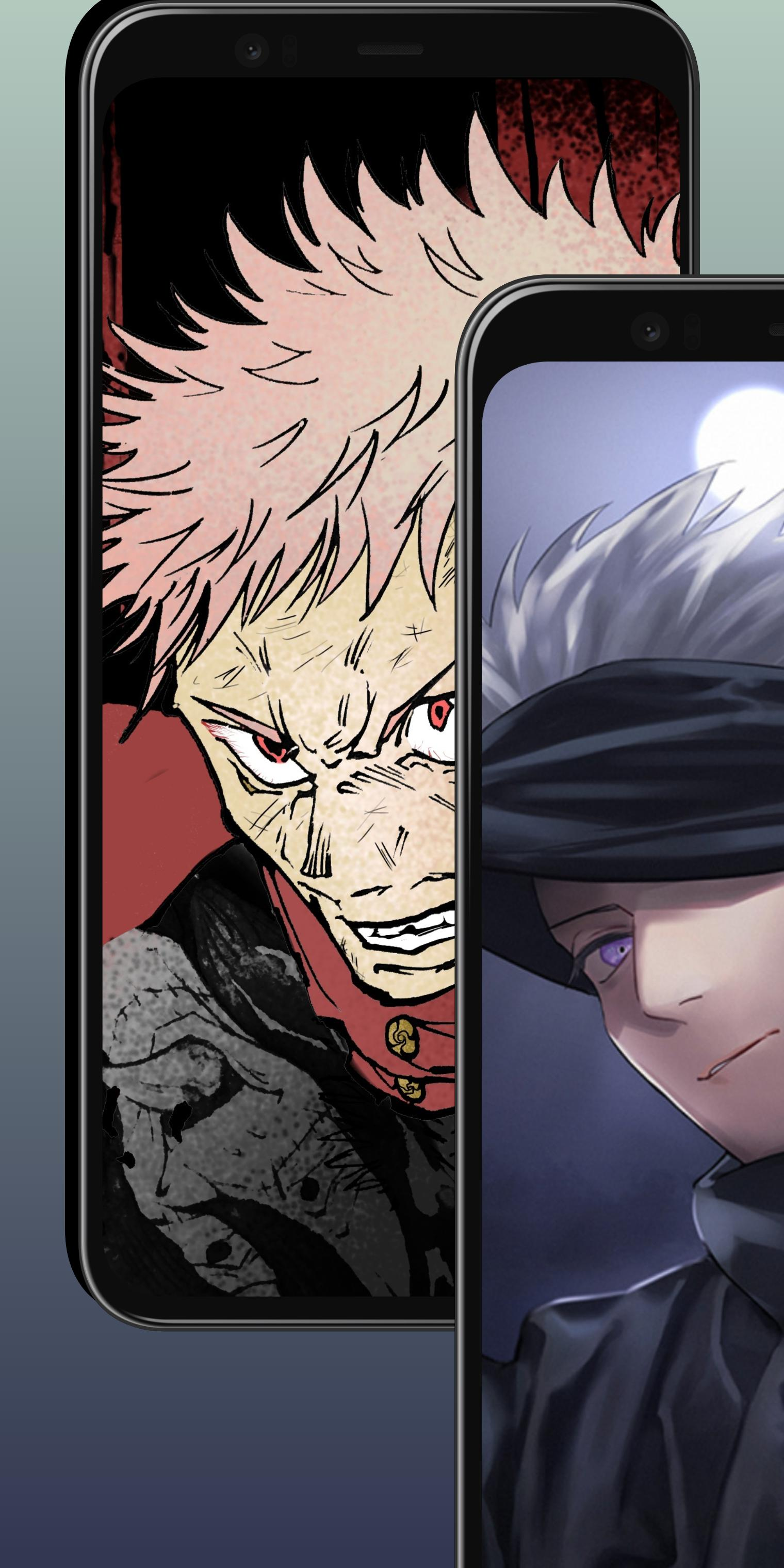 Jujutsu Kaisen Wallpapers for Android - APK Download