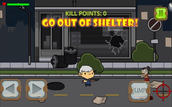 Survival for 60 Seconds Alpha screenshot 3
