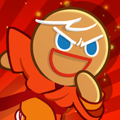 Cookie Run: OvenBreak أيقونة