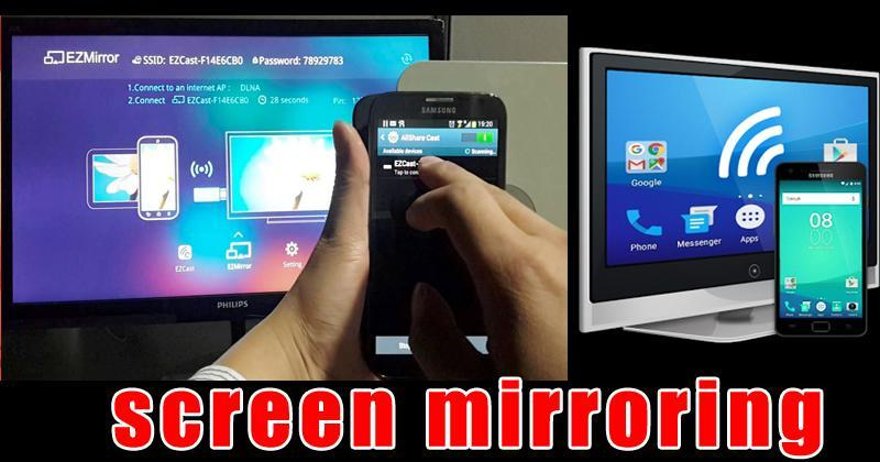 All Mirror Share Screen to Smart TV for Android - APK Download