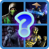 Mortal Kombat Combo Quiz icon