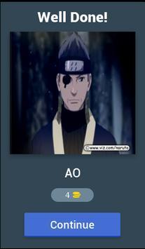 Naruto Ultimate Quiz screenshot 1