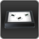 TF: Podświetlany stół aplikacja