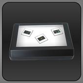 Icona TF: Piano luminoso