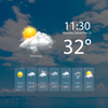 Weather Forecast أيقونة