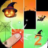 Halloween Piano Tiles 2019 icon