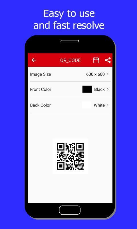 Mobile QR  Barcode Scanner 2